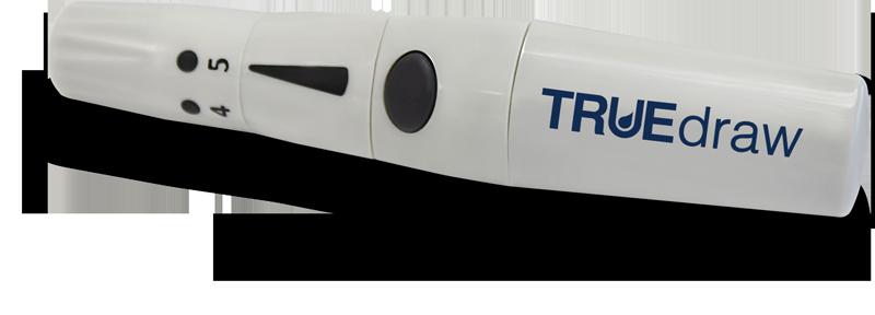 TRUEdraw Lancing Device
