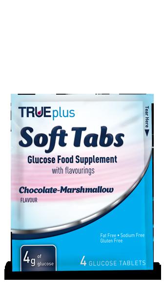TRUEplus Soft Tabs 4ct